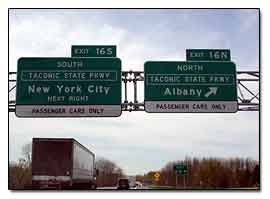 Interstate 84 exit 16